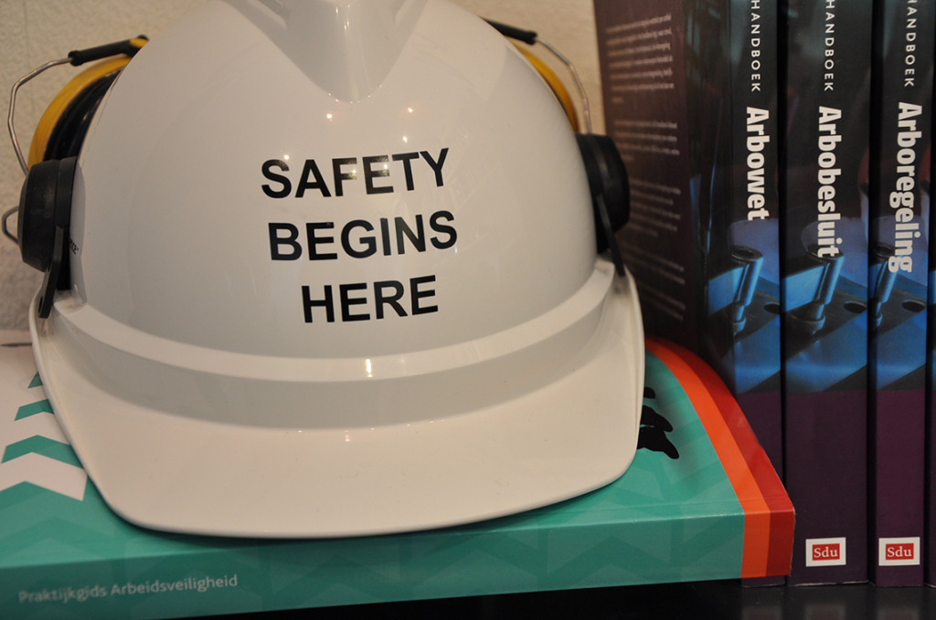 Safety Begins Here
